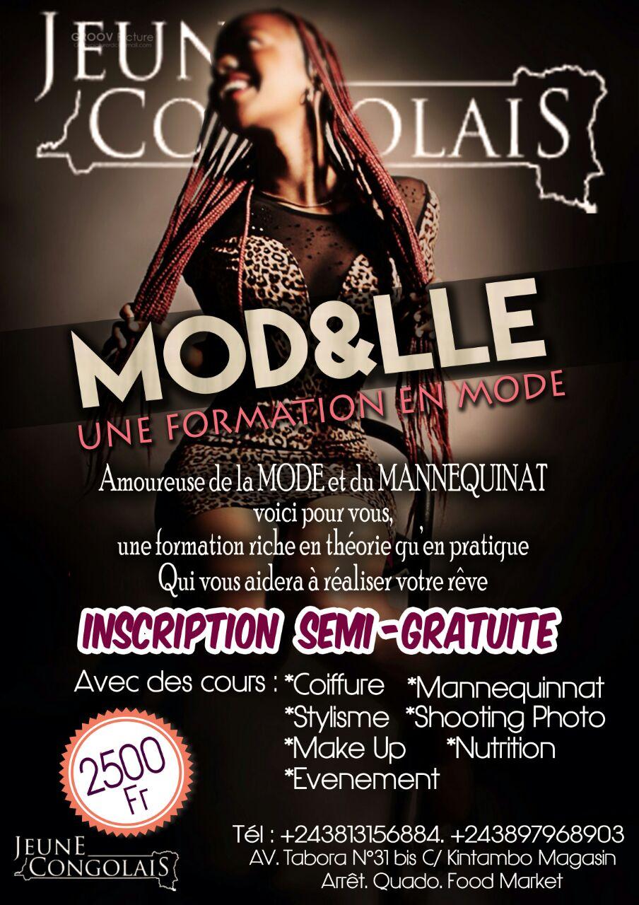 Mode(Jeune Congolais)