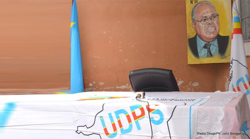 POLITIQUE : RDC : 4 partis politiques UDPS autorisés à fonctionner