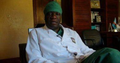SOCIETE : Le médecin congolais Denis Mukwege reçoit le prix Nobel de la paix 2018, conjointement avec l'Irakienne Nadia Mourad