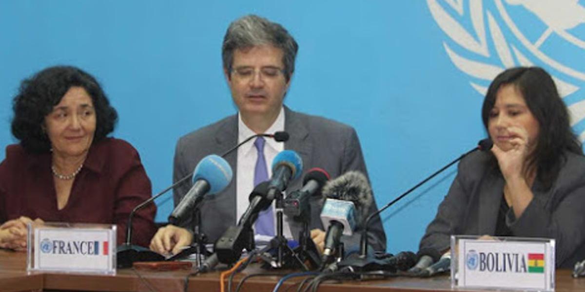 POLITIQUE : Usage de la machine à voter: le Conseil de sécurité recommande un consensus